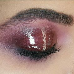 eye makeup idea // pinterest @softcoffee