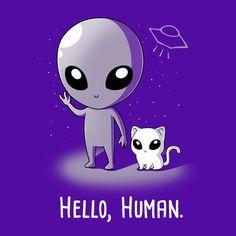 Hello, Human. (Pu...