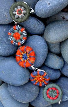 Dorset button bracelet