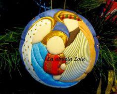 Christmas, Christmas, Christmas sweet ......: Grandma Lola