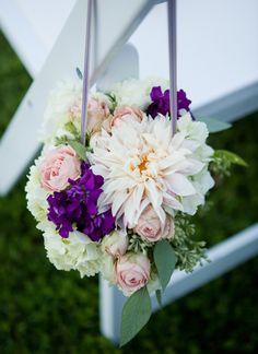 Ceremony Flower ideas