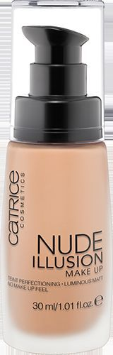 Try this for covering my eczema - Catrice Nude Illusion - a great foundation for dry skin types