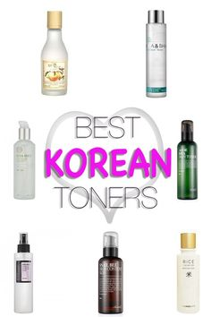 Best Korean Toners - Nylon Pink Official Website THE NEW SKIN TONER! When we think of skin toners, many of us have an idea of an astringent that stings and is harsh on your skin. But many facial toners… Korean Skincare Steps, Korean Skincare Routine, Asian Skincare, Skin Toner, Facial Cleanser, Best Facial Toner, Best Toner, Best Korean Toner, Korean Products