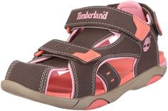 Timberland Riverquest Closed Toe Sandal (Toddler/Little Kid/Big Kid) ** Discover this special product, click the image : Girls sandals