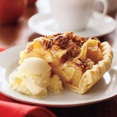 The Easiest Apple Pie Recipe Ever | Shine Food - Yahoo Shine