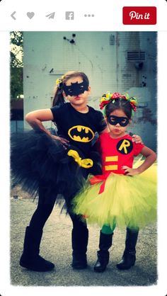 Love these costumes
