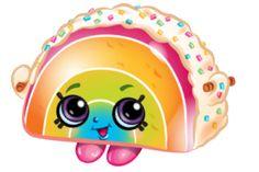 shopkins clip art | Rainbow Bite - Shopkins Wiki