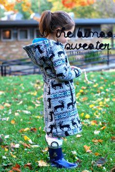 The Bimaa Sweater... blog tour//petitapetitandfamily.com