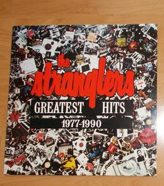 "The Stranglers ""Greatest Hits 1977-1990"" (1990)"