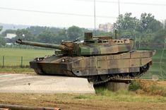 AMX-56 LeClerc Main Battle Tank (France)