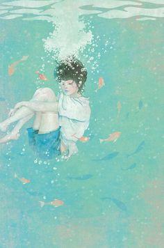 .comme un poisson dans l'eau