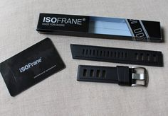 Straps FS: Drew leather and canvas, Hodinkee, Isofrane Image 11