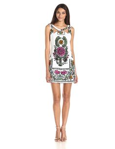 Plenty by Tracy Reese Women's Cutout Shift Dress *** Check out this great image  : Women's dresses