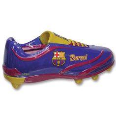 Hucha bota F.C Barcelona