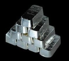silver ingots  Precious metals investments with http;//londoncommoditymarkets.com