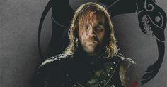 Rory McCann as Sandor Clegane, Game of Thrones GIF