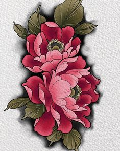 Lotus Tattoo, Dec 12, Peonies, Brooch, Tattoos, Inspiration, Instagram, Design, Japanese Tattoos