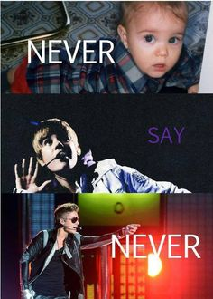 NEVER<3 SAY<3 NEVER<3