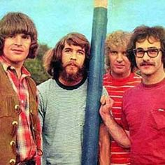 """""""Have You Ever Seen the Rain?"""" is a song written by John Fogerty and released in 1970 on the album Pendulum of American rock group Creedence Clearwater Reviv. 70s Music, I Love Music, Music Is Life, Hippie Music, Rock N Roll Music, Rock And Roll, Bayou Country, John Fogerty, Creedence Clearwater Revival"""