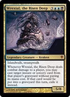 Magic: the Gathering - Wrexial, the Risen Deep - Worldwake by Wizards of the…