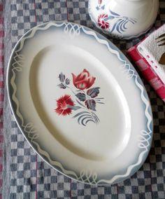 Plat ovale Marinette