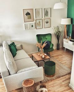 "My Interior Looks on Instagram: ""In love 🌱💖 Do you love this ? Follow @myinteriorlooks for more via @healthylifestyle_domi_ . . . . . #myinteriorlooks #kanapa #sofa…"" Elegant Home Decor, Elegant Homes, Home Decor Shops, Online Home Decor Stores, My Living Room, Living Room Decor, Small Living, Dining Room, Dyi"