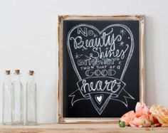 Fall Sign Happy Fall Chalkboard sign by TheBlackandWhiteShop