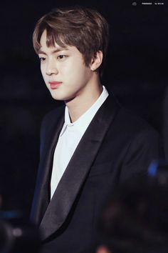 Jin ❤ BTS At The 26th Seoul Music Awards (170119) #BTS #방탄소년단