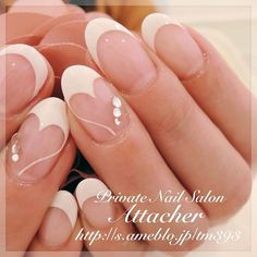 ФРЕНЧ ПО НОВОМУ. ТОП 20 НОВЫХ ИДЕЙ ДЛЯ ВАШЕГО МАНИКЮРА – БУДЬ В ТЕМЕ French Nails, Nailart, Chameleon Nails, Elegant Nail Art, Finger Nail Art, Lace Nails, Bride Nails, Floral Nail Art, Wedding Nails Design