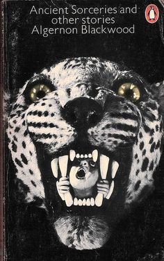 currently reading/re-reading the dover anthology of blackwood's stories, but how i'd love to have this fabulous penguin edition