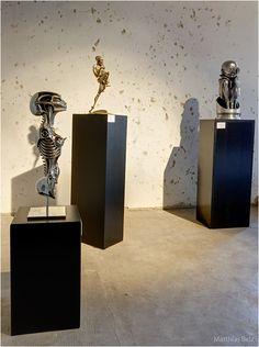 Hr Giger Museum #Sculptures #Scifi #Horror