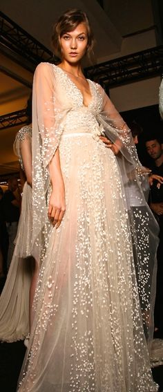 ELIE SAAB #fashion #womenswear #couture