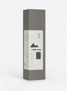 Mingren Mingyan Tea Packaging via @The Dieline