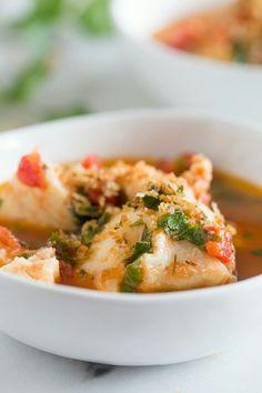 20-Minute Seafood Stew - Nutmeg Nanny