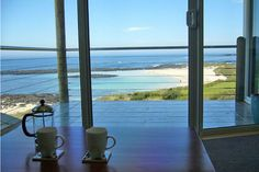 Wytonia luxury accommodation, choose from the top floor Penthouse Suite or two downstairs Studios, all with ocean views. Penthouse Suite, Luxury Accommodation, Pent House, Melbourne, Coastal, Fairy, Cottage, Ocean, Studio