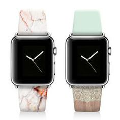 Quilt Apple Watch band, Apple Watch strap from Decouart S018