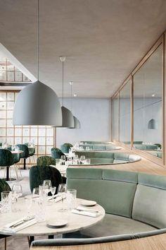 European Interior Inspiration: Plush Mint Green Velvet Upholstery | BiH