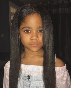 Are you in search of easy hairstyles for black girls? If so, check out our collection of cute hairstyles for little black girls! Cute Mixed Babies, Cute Black Babies, Black Baby Girls, Little Girl Hairstyles, Cute Hairstyles, Straight Hairstyles, Black Kids Fashion, Cute Kids Fashion, Curly Hair Styles