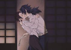 Demon Slayer, Slayer Anime, Tokyo Mew Mew, Shugo Chara, Boyxboy, Anime Demon, Cute Gay, Manga Comics, Anime Ships