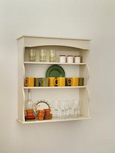 Wall Shelves Design For Kitchen
