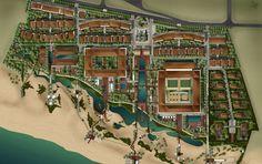 Ricardo Bofill, Taller de Arquitectura - PROJECTS - Colombo´s Resort