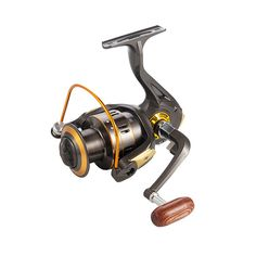 Fishing Reel AL1000-7000 Series  5.2 : 1 Fishing Reels Fishing Reel 12BB Metal Aluminum Line Cup Spinning Fish Reel