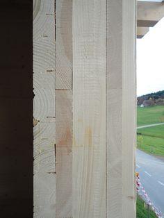 Bouwpuur - nur-holz - massief houten bouwsysteem, zonder lijm
