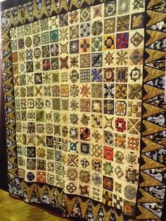 Photo on sydneyquilters: Dear Jane Quilt Exhibition at Box Hill Australia