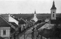Glavna ulica, Bela Crkva