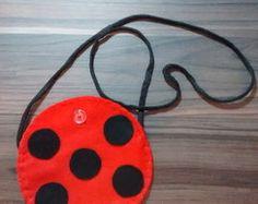 Miraculous ladybug bolsinha