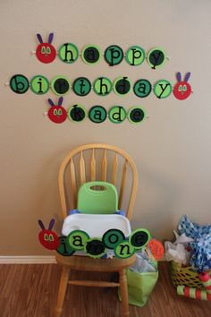The Very Hungry Caterpillar I am one