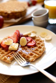 Best Gluten Free Waffles Recipe