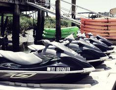 Tybee Jet Skis & Watersports