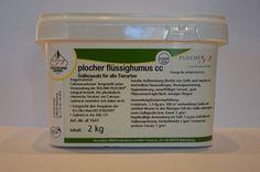 Flüssighumus Calciumcarbonat / Liquidhumus carbonato di calcio